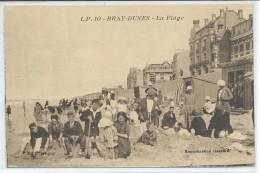 Bray-Dunes-La Plage-(SÉPIA) - Bray-Dunes