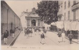 Carte Postale Ancienne,83,var,TOULON,IL Y A 100 ANS,PHOTO LEVY - Toulon