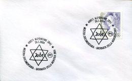 13512 Italia, Special Postmark 2004  Alfonsine,  Memory Day, Judaica - Jewish