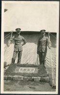 1932 British Army S.H.K. 2 X RP Postcards - Regiments