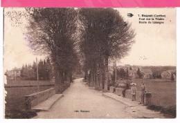 19 :  Correze BUGEAT Pont Sur La Vézèreroute De Limoges - Non Classés