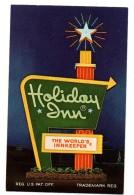 USA - Cpsm - GROTON - Holiday Inn - Etats-Unis