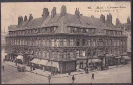 FRANCE ,  LILLE , OLD  POSTCARD - Lille