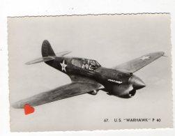 "10637-LE-AVION-U.S. CURTISS ""WARHAWK ""P 40 - Airplanes"