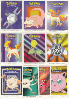 Pokemon Karten  Jahr 2000 - Pokemon