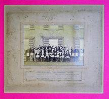 1872 Franc-Maçon  Freemason Lodge Of Fortitude N°281 Lancaster England Member´s Names Loge Maçonnique Du Courage Et Noms - Old (before 1900)