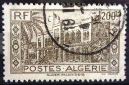 ALGERIE            N° 204           OBLITERE - Used Stamps