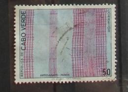 Capo Verde Artesanato Panos 50 Used - Isola Di Capo Verde