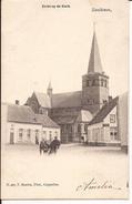 Zandhoven: Zicht Op De Kerk (uitgeverij Hoelen) - Zandhoven