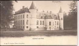 Wijnegem:  Kasteel Van Pull (uitgeverij Hoelen) - Wijnegem