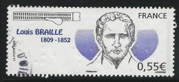 FRANCE 2009 YVERT 4324-4326 USED VALUE 1.8 EUR - Gebraucht