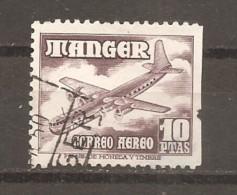 Tánger Español - Edifil 171 - Yvert Aéreo-70(usado) (o) (defectuoso) - Marruecos Español