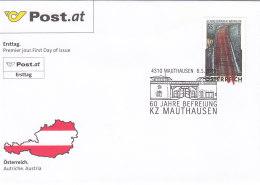 Österreich 2005 Nr. 2528 - Befreiung Mauthausen - FDC Ersttagsbrief - FDC