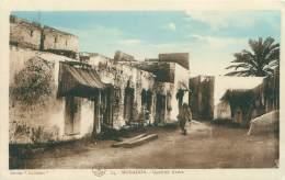MOGADOR - Quartier Arabe - Maroc