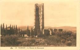 TLEMCEN - Le Minaret De Mansourah - Tlemcen