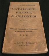 Catalogue France Colonies 1940 - Tome III - Yvert Et Tellier - 326 Pages - Frais De Port 4 Euros - Littérature