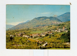 CARZANO-PANORAMA-1977 - Trento