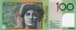 AUSTRALIA P. 61a 100 D 2013 UNC - Decimal Government Issues 1966-...