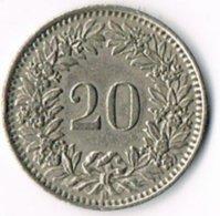 Switzerland 1943B 20c - Switzerland