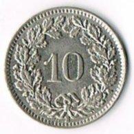 Switzerland 1989B 10c - Switzerland
