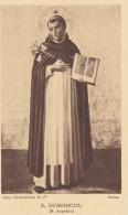 SANTINO - Holy Card - Image Pieuse - S.Domenico - S.Dominicus - Pittura Del Beato Angelico - Images Religieuses