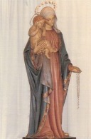 SANTINO - Holy Card - Image Pieuse - Madonna Venerata Nella Chiesetta Di S.Martino Di Schio (Vicenza) - Images Religieuses