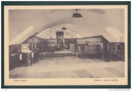 LUXEMBOURG - ARBED - CASINO - JEU DE QUILLES - SIÈGE CENTRAL ( 2 SCANS ) - Ohne Zuordnung