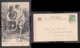 Photo In Austria,  Used C 1910, In S.Africa,   CAPE TOWN >  Local;  Tuck Continental Series No 1187 - Postcards