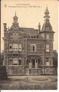 Mortsel Luythaegen Antwerpsesteenweg (villa Marcelle) - Mortsel