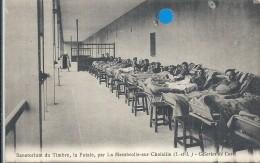 INDRE ET LOIRE - 37 - LA MEMBROLLE SUR CHOISILLE - LA FUTAIE - Sanatorium Du Timbre - Galeries De Cure - Otros Municipios