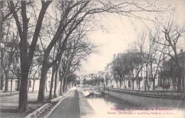 30 NIMES CANAL DE LA FONTAINE / MAISON UNIVERSELLE NOUVELLES GALERIES - Nîmes