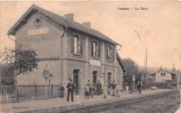¤¤  -   CUSTINES    -   La Gare  -  Chemin De Fer     -   ¤¤ - France