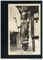 22  LANNION Rue Kerampont Statue De St Divy - Lannion