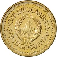 Yougoslavie, Dinar, 1986, SPL+, Nickel-brass, KM:86 - Joegoslavië