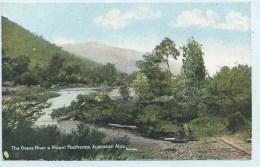 The Ovens River & Mount Feathertop. - Shurey - Australia