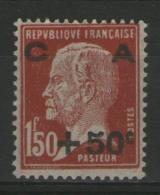 N°255 *      - Cote 65€ -