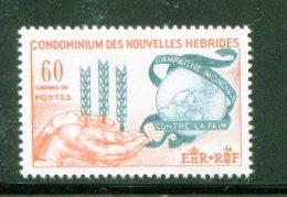 Nouvelles Hébrides Y&T N°197 Neuf Avec Charnière * - Französische Legende