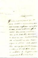 Oct. 1839 - SENLIS (60) - Lettre D'enfant Depuis Sa Pension à Ses Parents - - Documenti Storici