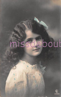 ENFANT - PORTRAIT - Fillette -  Jolie Fille  -  2 Scans - Portraits