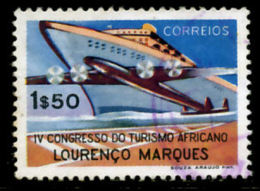 !■■■■■ds■■ Mozambique 1952 AF#384ø Tourism Congress Set Ships Travel (x4941) - Mosambik