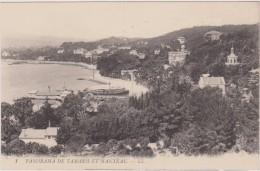 Carte Postale Ancienne,83,var,TOULON,IL Y A 100 ANS,PHOTO LEVY,TAMARIS,MANTEAU - Toulon