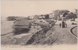 Carte Postale Ancienne,83,var,TOULON,IL Y A 100 ANS,PHOTO LEVY,MOURILLON - Toulon