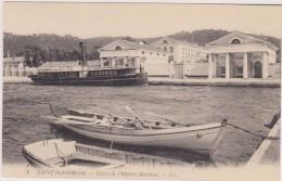 Carte Postale Ancienne,83,var,TOULON,IL Y A 100 ANS,PHOTO LEVY,SAINT MANDRIER - Toulon