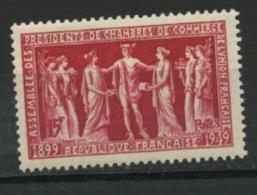 FRANCE -  CHAMBRES DE COMMERCE - N° Yvert 849** - France