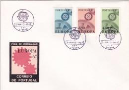 Portugal - Enveloppe 1er Jour - FDC
