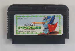 Famicom : SD Gundam Gaiden: Knight Gundam Monogatari BA-KGD - Electronic Games