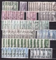 FINLAND 1963-1974 Kiloware Views As Shown On Scan. - Postzegels