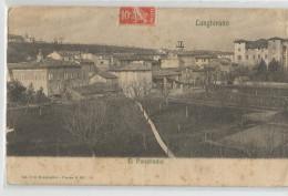 Italie - Italia - Italy - Emilia Romagna - Langhirano Panorama Ed Bocchialini Parma - Parma