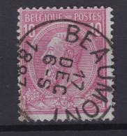 N° 46 BEAUMONT - 1884-1891 Léopold II