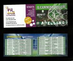 Campionato Calcio 2016-17 - Il Cammino Dei Lupi - Adesivi